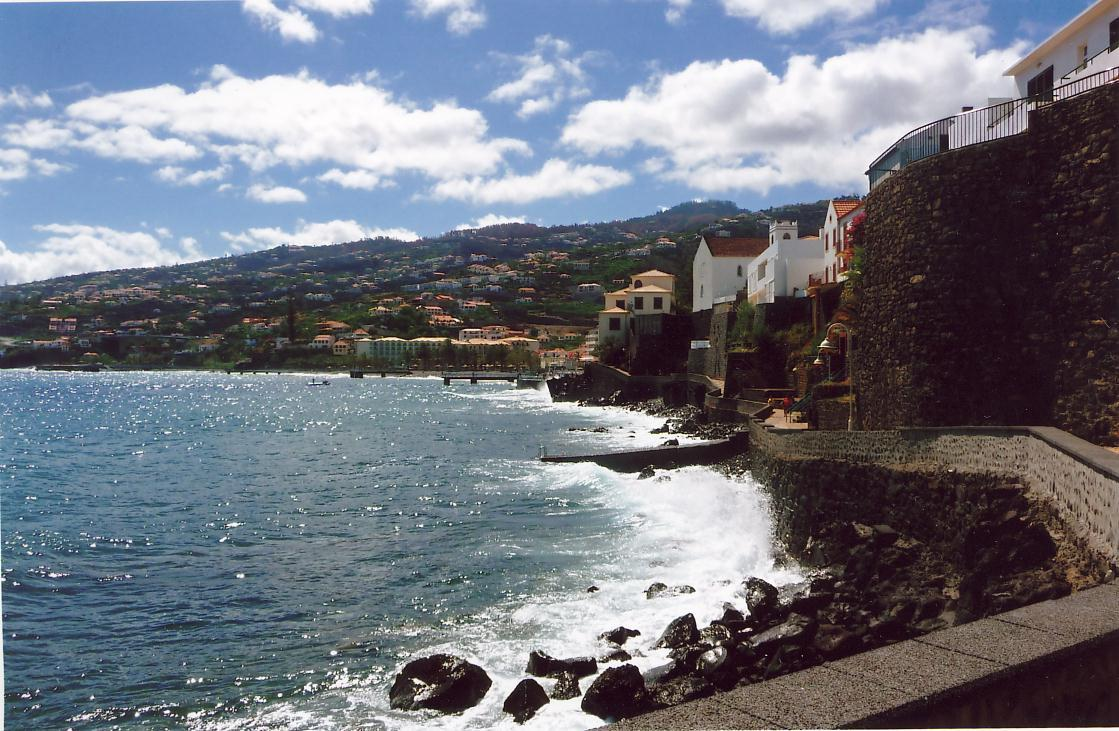 Funchal, capital of Madeira