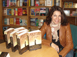 Author at launch