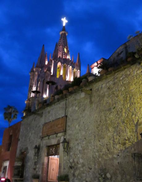 Catedral San Miguel de Allende