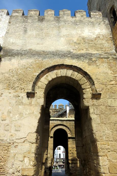 Gateway into Carmona