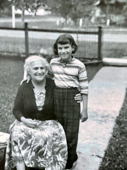 Luba and Linda